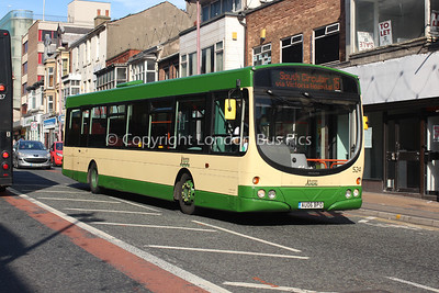 524, AU06BPO, Blackpool Transport