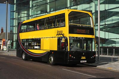 327, PN04XDL, Blackpool Transport