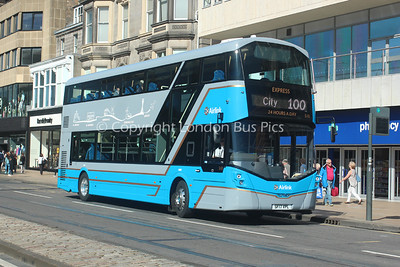 Lothian Buses (Double Deckers)