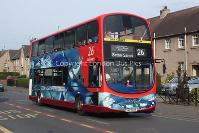 319, SN09CUY, Lothian Buses