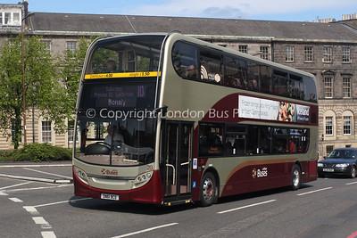 213, SN61BCE. Lothian Buses