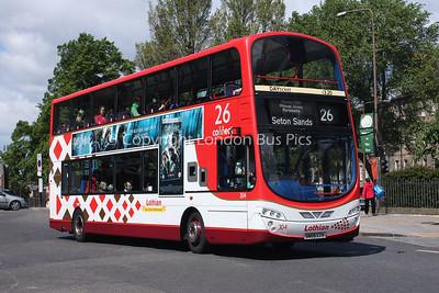 304, SN09CTV, Lothian Buses