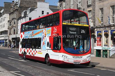 314, SN09CUO, Lothian Buses