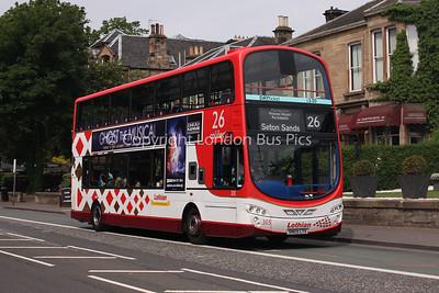 305, SN09CTX, Lothian Buses