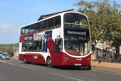 353, SN11EAX, Lothian Buses