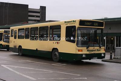 67, M67KTG, Newport Bus