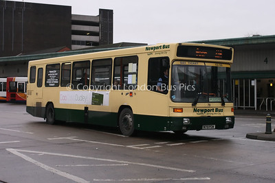 79, N79PDW, Newport Bus