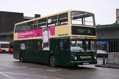 36, V36HTG, Newport Bus