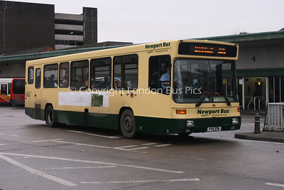 94, P94VDW, Newport Bus