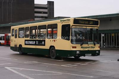 76, M76KTG, Newport Bus