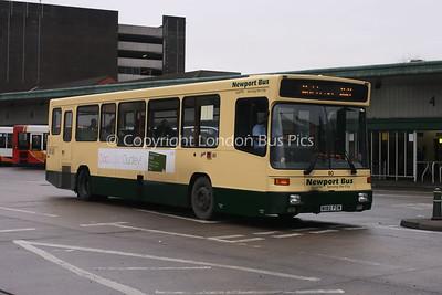 80, N180PDW, Newport Bus