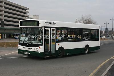 84, Y84GBO, Newport Bus