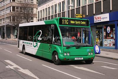 139, YJ51ZVZ, Nottingham City Transport