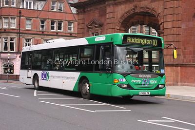 501, FH51LTX, Nottingham City Transport