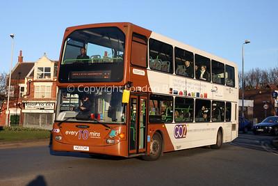 720, YN53CHF, Nottingham City Transport