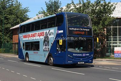 647, YN15EJK Nottingham City Transport