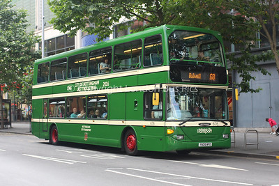 676, YN05WFE, Nottingham City Transport