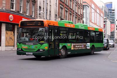 531, YS03ZLV, Nottingham City Transport