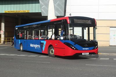 211, YX18KTV, Warrington Borough Transport (T/A Network Warrington)