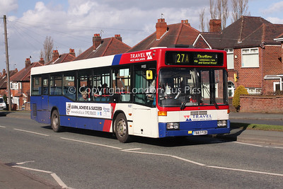 1687, T687FOB, National Express West Midlands