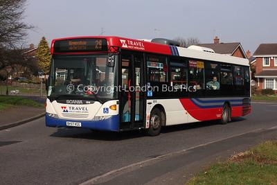 1816, BV57XGG, National Express West Midlands