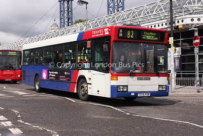 1676, T676FOB, National Express West Midlands