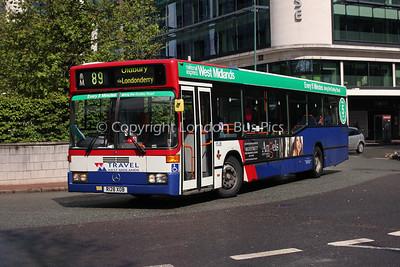 1528, R128XOB, National Express West Midlands