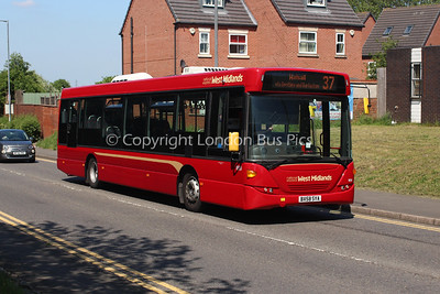 1859, BX58SYA, National Express West Midlands
