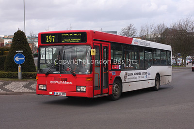 1546, R546XOB, National Express West Midlands