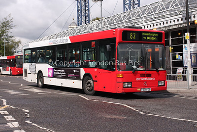 1671, T671FOB, National Express West Midlands