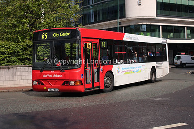 1473, R473XDA, National Express West Midlands
