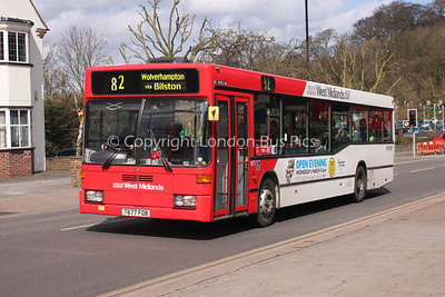 1677, T677FOB, National Express West Midlands