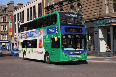 5430, SP13BTE, National Express Dundee
