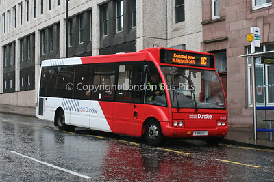 301, T301UOX, National Express Dundee