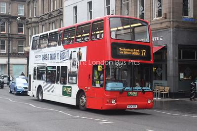 4124, W124DOP, National Express Dundee