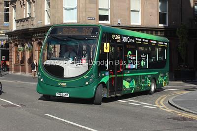 434, SN65OMD, National Express Dundee