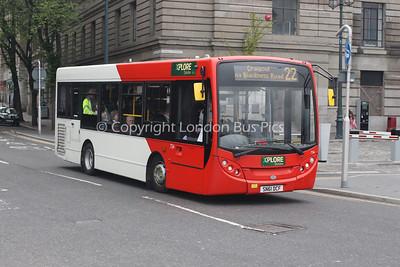 734, SN61DCF, National Express Dundee