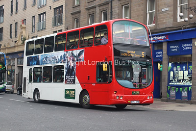 4686, BX54XTD, National Express Dundee