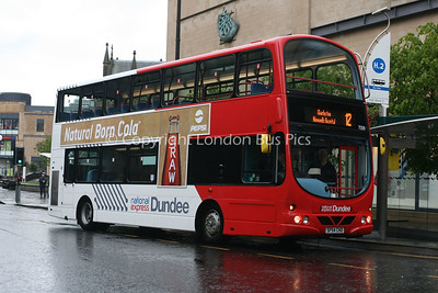 7008, SP54CHO, National Express Dundee