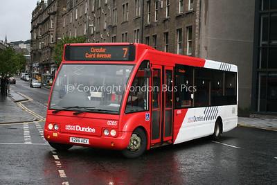 0285, S285AOX, National Express Dundee