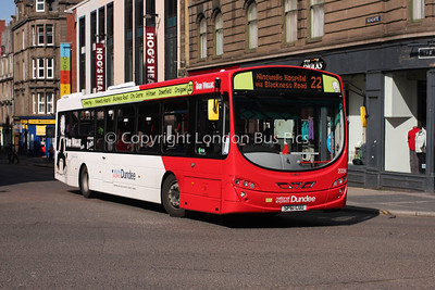 2036, SP61CUU, National Express Dundee