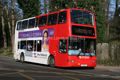 4070, V470MOA, National Express West Midlands