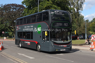 National Express West Midlands (Double Deckers)