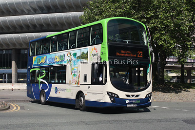 Hybrids and Gas Buses in the UK