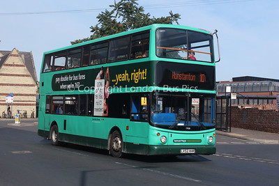17606, LV52HHR, Norfolk Green
