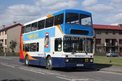 16430, N330HGK, Rennies of Dunfermline