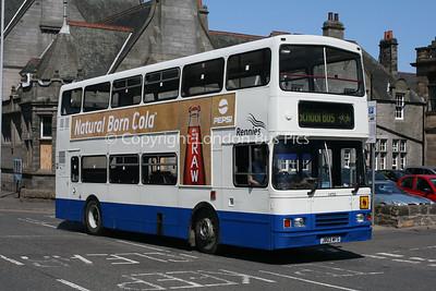 14703, J803WFS, Rennies of Dunfermline