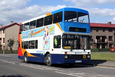 16423, N323HGK, Rennies of Dunfermline