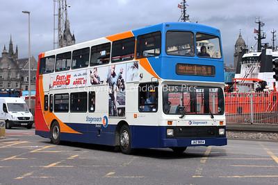16115, JAZ9854, Stagecoach Bluebird