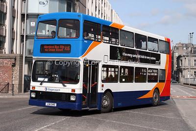 16153, LSK545, Stagecoach Bluebird
